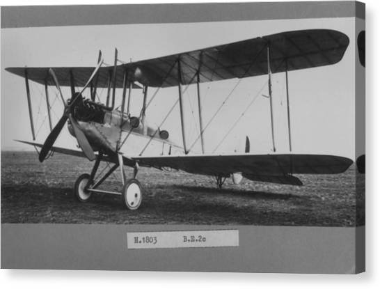 Fokker Fodder Canvas Print by Hulton Archive