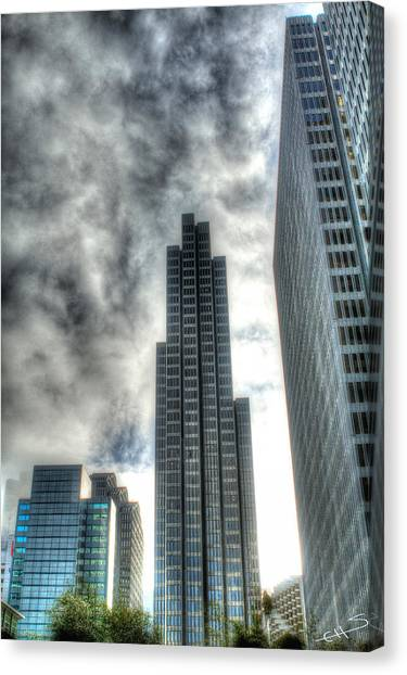 Four Embarcadero Center San Francisco Canvas Print