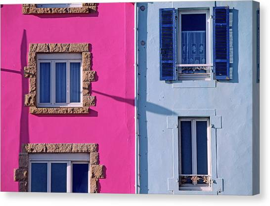 France, Finistere, Morgat, Crozon Canvas Print by Gardel Bertrand / Hemis.fr