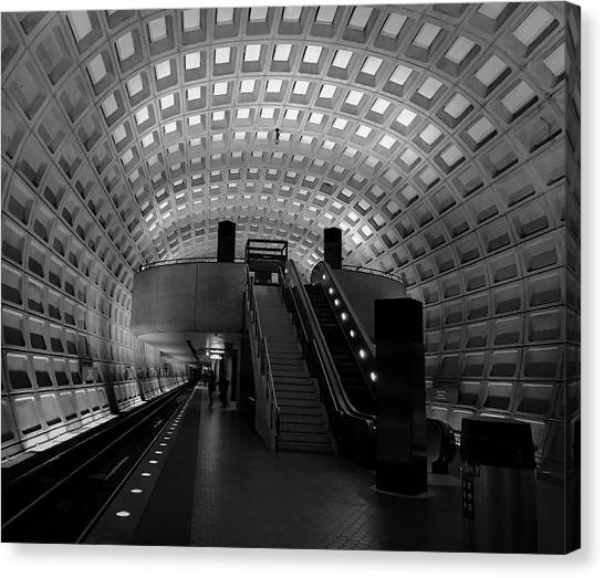 Gallery Place Canvas Print