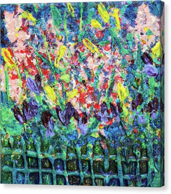 Garden Gems Canvas Print