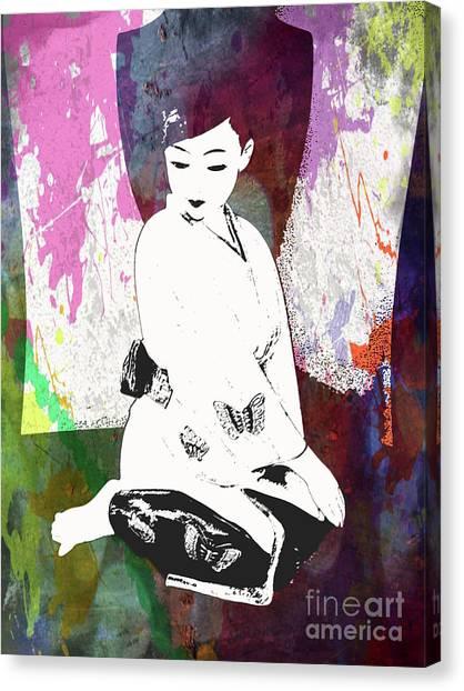 Object Of  Art  Canvas Print by Steven Digman