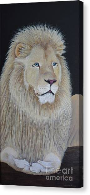 Gentle Paws Canvas Print