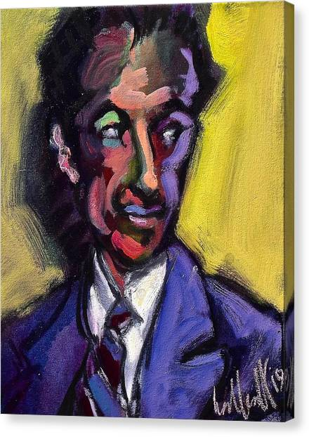 george Gershwin Canvas Print