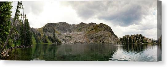 Gilpin Lake Canvas Print