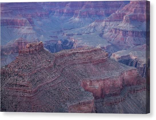 Grand Canyon, South Rim Canvas Print