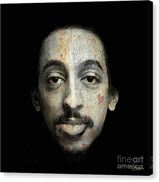Gregory Hines Canvas Print