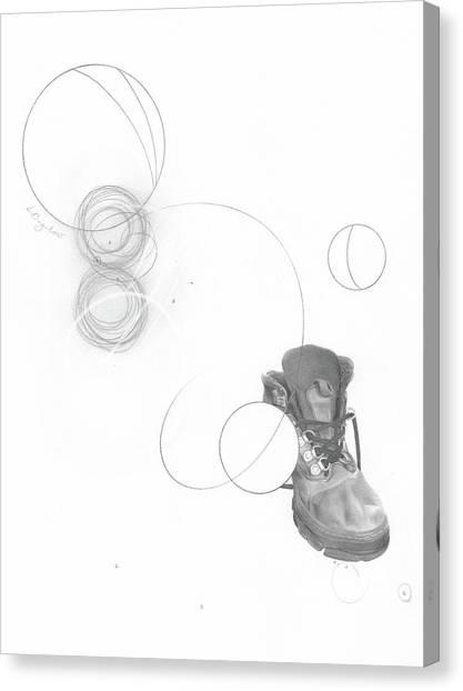 Ground Work No. 2 Canvas Print