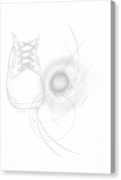 Ground Work No. 5 Canvas Print