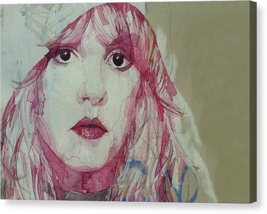 Colleges And Universities Canvas Print - Gypsy - Stevie Nicks - Resize by Paul Lovering