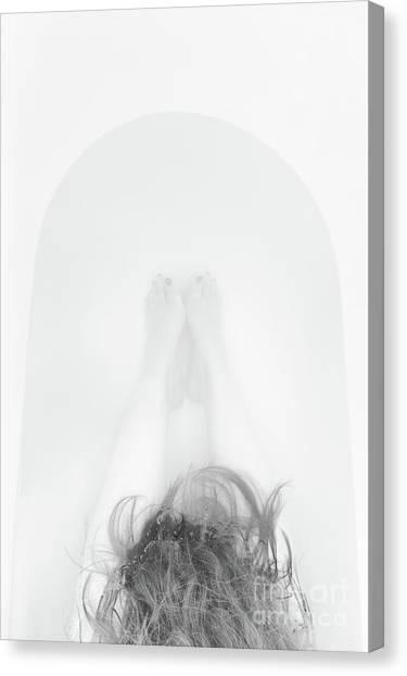 Hair #5350 Canvas Print