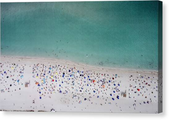 Haulover, Miami Canvas Print