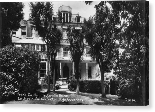 Hauteville House Canvas Print by Hulton Archive