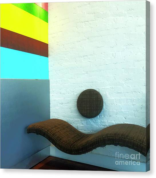 Canvas Print featuring the photograph Have A Seat by Rick Locke