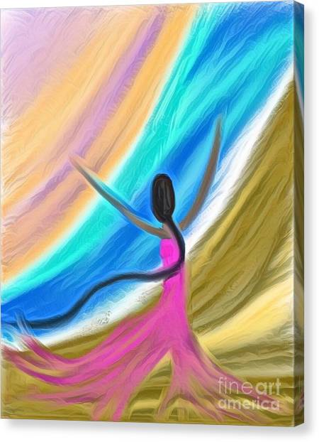 Highest Praise Canvas Print