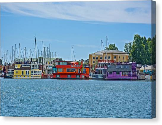 Houseboat  Canvas Prints (Page #28 of 29) | Fine Art America