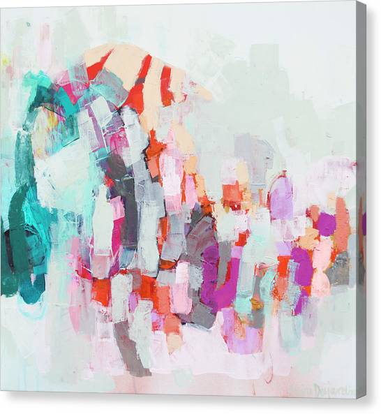 Canvas Print - I Love You More by Claire Desjardins