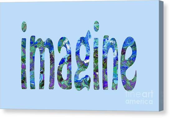 Imagine 1008 Canvas Print