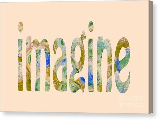 Imagine 1009 Canvas Print