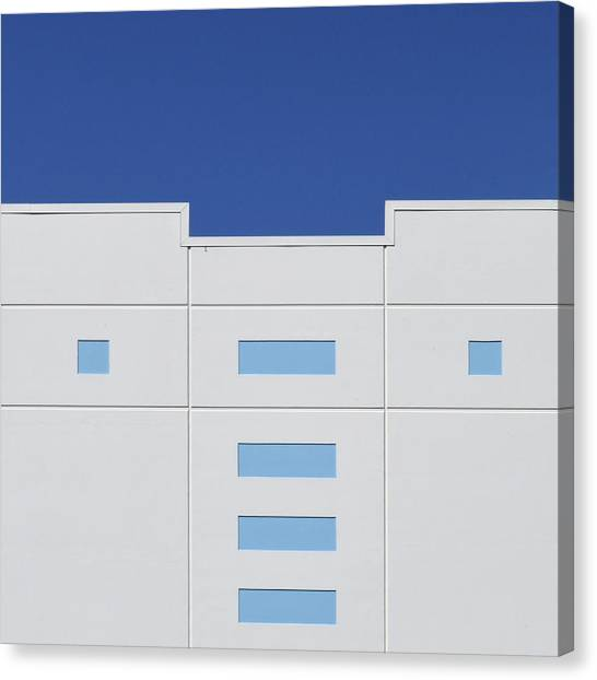 Industrial Minimalism 38 Canvas Print