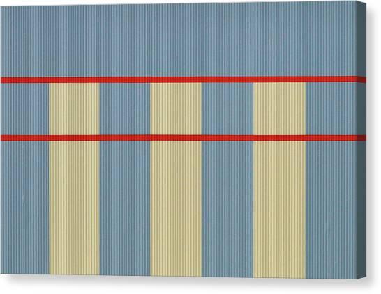 Industrial Minimalism 8 Canvas Print