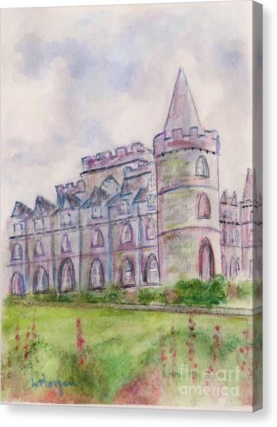 Inverary Castle Canvas Print