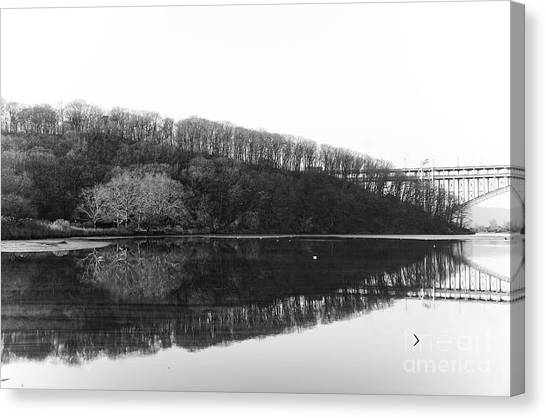 Inwood Reflections Canvas Print