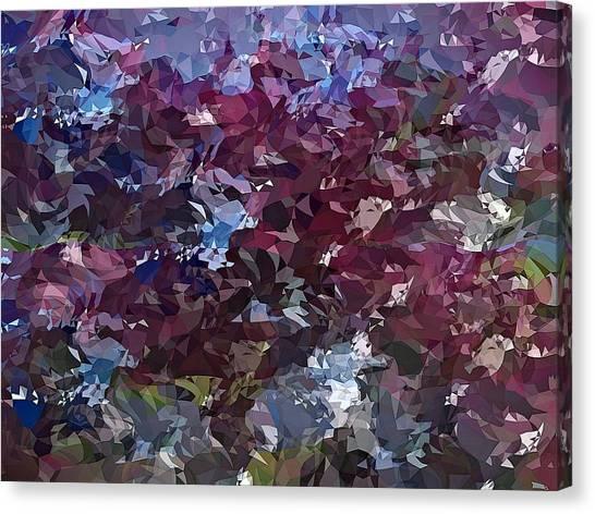 It's Lilac Canvas Print