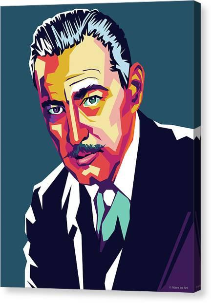 John Barrymore Canvas Print