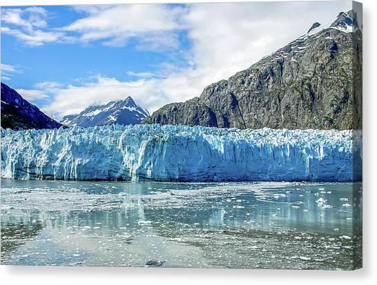 John Hopkins Glacier 1 Canvas Print