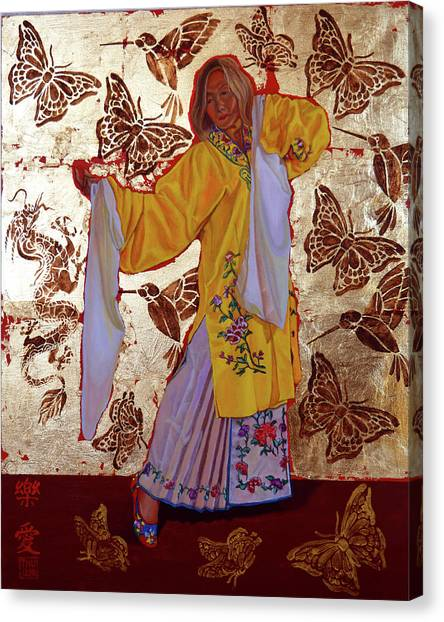Joyful Love Canvas Print