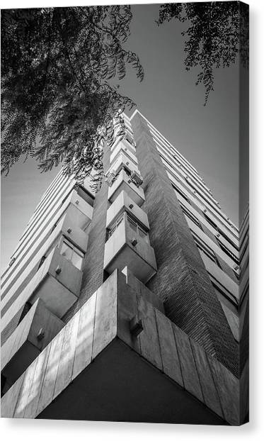 Just Another Skyscraper Canvas Print