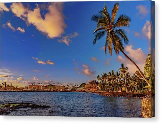 Kailua Bay Canvas Print