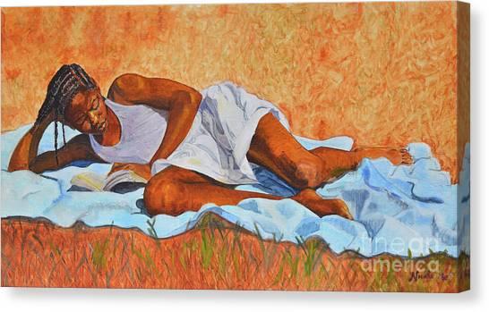 Keisha Canvas Print