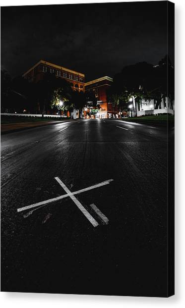 Killshot Canvas Print