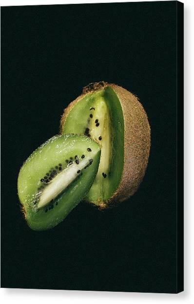 Kiwis Canvas Print - Kiwi by Hyuntae Kim