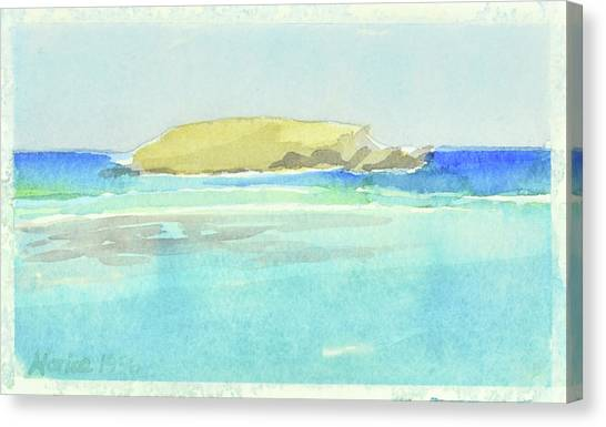 La Tortue, St Barthelemy, 1996_4179, 122x74 Cm, 6,86 Mb Canvas Print