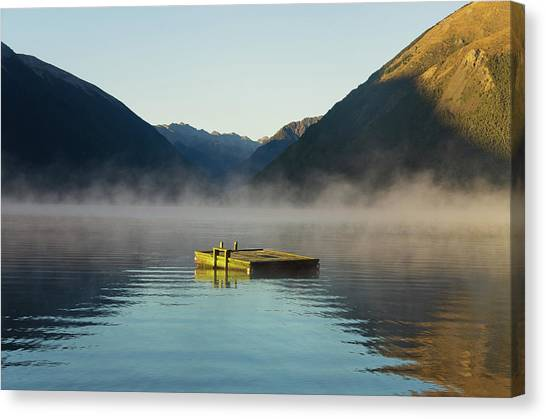 Lake Rotoiti Canvas Print