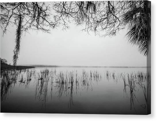 Lake Tarpon Canvas Print