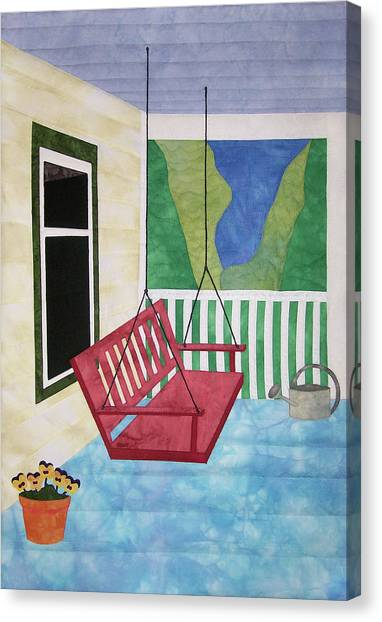 Lazy Summer Afternoon Canvas Print