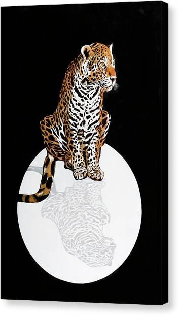 Balls Canvas Print - Leopardo Da Vinci by Guido Borelli