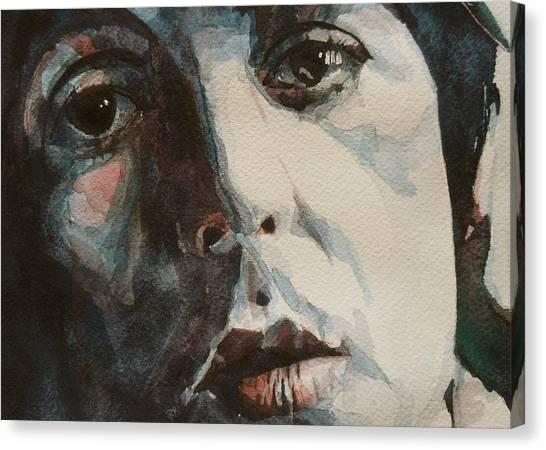 Paul Mccartney Canvas Print - Let Me Roll It - Paul Mccartney - Resize Crop by Paul Lovering