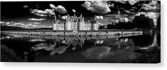 Canvas Print - Loire Castle, Chateau De Chambord by Panoramic Images