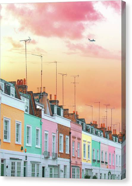 London Dreams Canvas Print