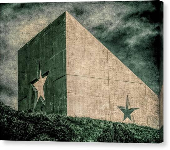 Lone Star  Canvas Print by Tony Grider