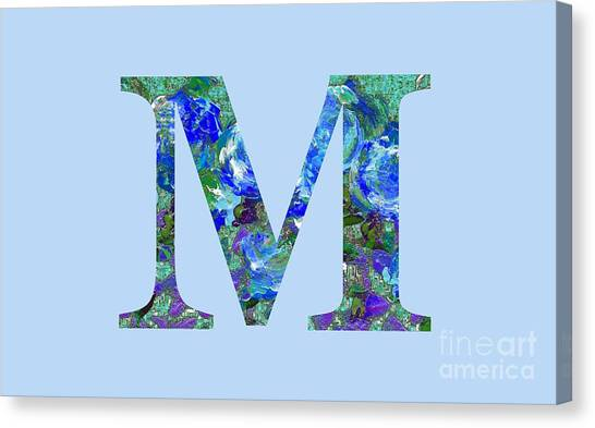 M 2019 Collection Canvas Print