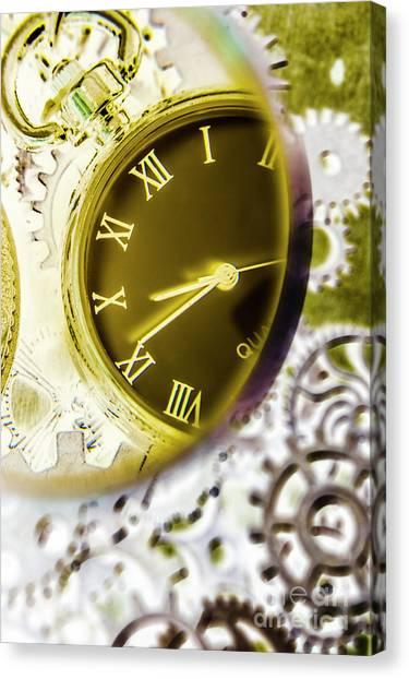Tool Canvas Print - Machine Watch by Jorgo Photography - Wall Art Gallery