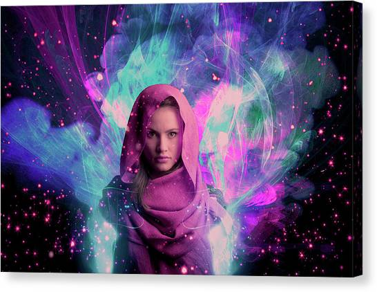 Canvas Print - Magic by Jaco Van Dyk