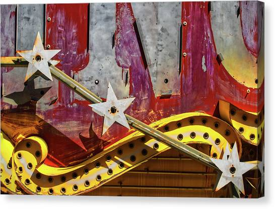 Canvas Print - Magic Wand by Skip Hunt