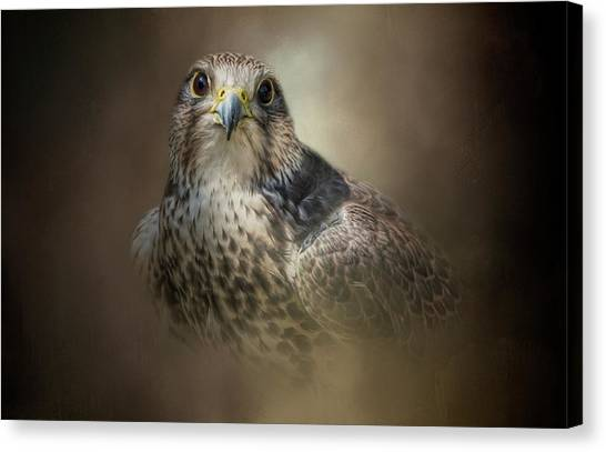 Majestic Hunter Canvas Print
